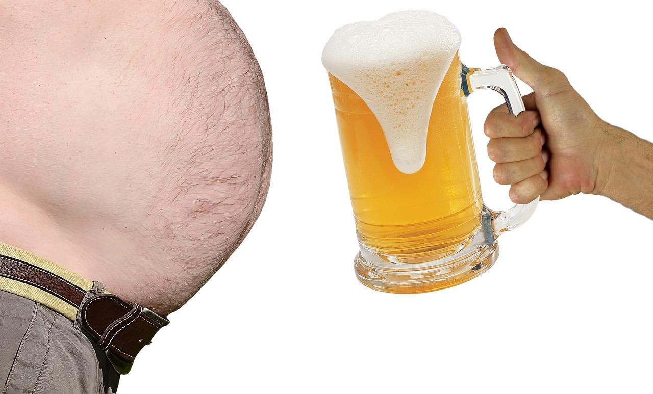 Velké břicho