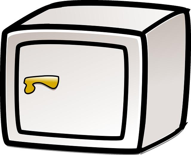 obrázek trezoru